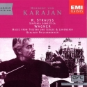 Strauss: Sinfonia Domestica / Wagner: (music from) Tristan und Isolde, & Lohengrin [Karajan Edition]