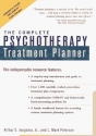 The Complete Psychotherapy Treatment Planner (Series in Clinical Psychology and Personality)