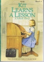 KIT LEARNS A LESSON: A SCHOOL STORY (AMERICAN GIRLS 1934, NO 2)