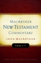 Luke 1-5 MacArthur New Testament Commentary (Macarthur New Testament Commentary Serie)