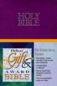 NIV Deluxe Gift & Award Bible
