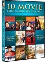 Faith & Family Holiday Movie 10-Pack