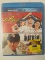 A League Of Their Own/The Natural Double Feature Blu-ray