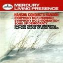 Hanson: Symphony Nos. 1 & 2 / Song of Democracy