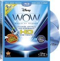 Disney WOW: World of Wonder [Blu-ray]