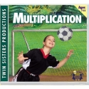 Multiplication Music CD