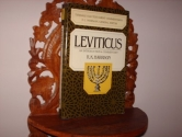 Leviticus: An Introduction and Commentary (Tyndale Old Testament Commentaries)