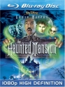 The Haunted Mansion [Blu-ray]