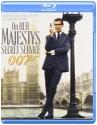 On Her Majesty's Secret Service [Blu-ray]