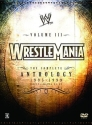 WWE WrestleMania: The Complete Anthology, Vol. III, 1995-1999