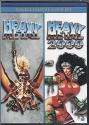 Heavy Metal/Heavy Metal 2000  2-dvd set...