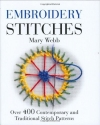 Embroidery Stitches: Over 400 Contemporary and Traditional Stitch Patterns