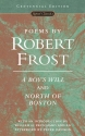 Poems by Robert Frost (Centennial Edition): A Boy's Will and North of Boston (Signet Classics)