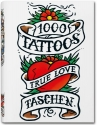 1000 Tattoos (English and German Edition)