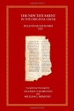 The New Testament in the Original Greek (Greek Edition)
