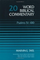 Word Biblical Commentary Vol. 20, Psalms 51-100  (tate), 608pp