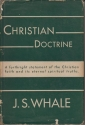 Christian doctrine: Eight lectures