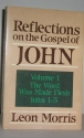 Reflections on the Gospel of John: The Word Was Made Flesh