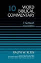 1 Samuel: Second Edition (Word Biblical Commentary)