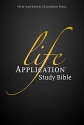 Life Application Study Bible, NASB