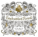 Enchanted Forest: An Inky Quest & Color...