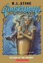 Return Of The Mummy (Goosebumps)