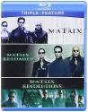 The Matrix Triple Feature  [Blu-ray]