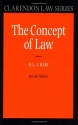 The Concept of Law (Clarendon Law Serie...