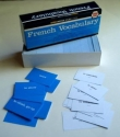 French Vocabulary Study Cards (SparkNotes Study Cards)