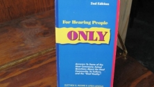 For Hearing People Only: Answers to the...