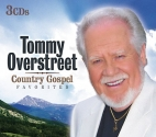 Tommy Overstreet Country Gospel Favorites