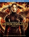 The Hunger Games: Mockingjay - Part 1 [Blu-ray + DVD + Digital HD]