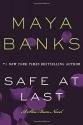 Safe at Last: A Slow Burn Novel (Slow Burn Novels)