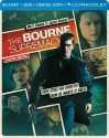 The Bourne Supremacy  (Blu-ray + DVD + DIGITAL with UltraViolet)