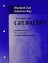 Mcdougal Littell Geometry: Worked out Solution Key