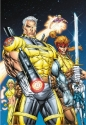 X-Force & Cable Volume 1: The Legend Returns TPB