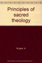 Principles of sacred theology