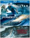 Twister / Poseidon / The Perfect Storm  [Blu-ray]
