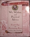 Wit, Wisdom, and Practical Advice: Useful Tips and Fascinating Facts for Every Day of the Year
