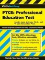 CliffsTestPrep FTCE: Professional Education Test