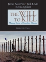 The Will to Kill: Making Sense of Senseless Murder (3rd Edition)