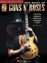 The Best of Guns N' Roses (Guitar Signature Licks)
