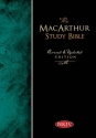 The MacArthur Study Bible: Personal Size