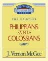 Philippians / Colossians (Thru the Bible)