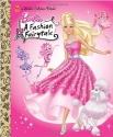 Barbie: Fashion Fairytale (Barbie) (Little Golden Book)