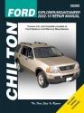 Ford Explorer & Mercury Mountaineer, 2002-2010 (Chilton's Total Car Care Repair Manuals)