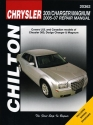 Chrysler 300, Charger & Magnum, 2005-2007 (Chilton's Total Car Care Repair Manuals)