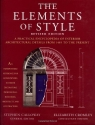 The Elements of Style: A Practical Encyclopedia of Interior Architectural Details from 1485 to the Present