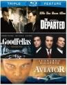 Martin Scorsese Triple Feature  [Blu-ray]