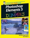 Photoshop Elements 5 For Dummies (For Dummies (Computers))